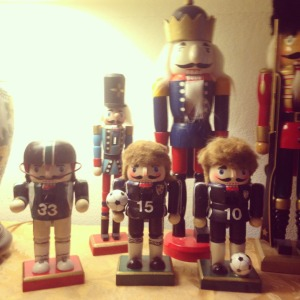 Personalized Nutcrackers - Marilyn Sickels