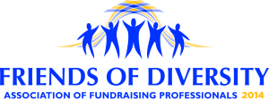 Friends of Diversity is a movement within the Association of Fundraising Professionals -- successful because it recognizes the strength of diversity in fundraising success.