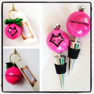 Wine plugs, ornaments, key chains...