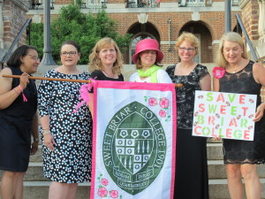 Saving Sweet Briar College