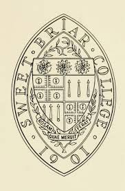 What's in a Seal?  Secrets in the Sweet Briar College seal (history worth repeating)