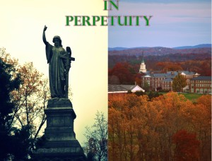 In Perpetuity....