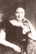Indiana Fletcher Williams established Sweet Briar College through her will as a perpetual memorial to her daughter, Daisy.