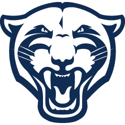 Panther, the mascot of Principia College, Elsah, Illinois