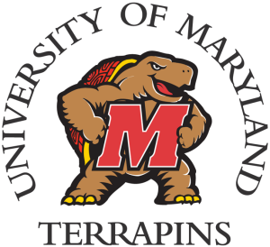 The Terrapin, mascot of the University of Maryland.
