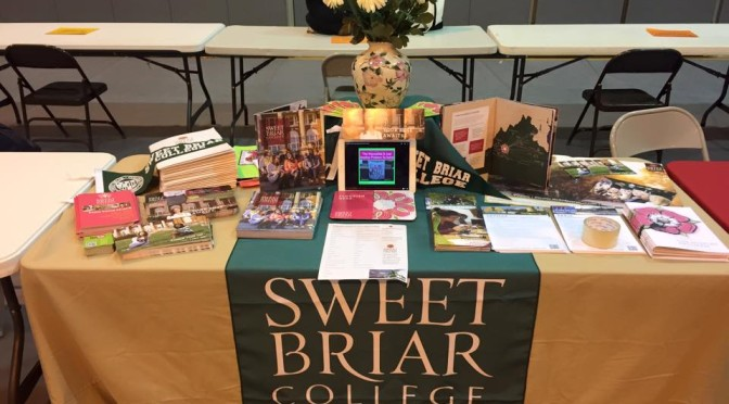 College Fairs:  Finding a Place to Call Home and Falling in Love All Over Again